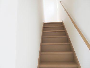 大掃除を少しずつ。階段掃除にアルカリ電解水